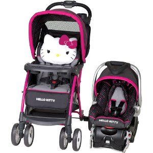 Baby Trend Hello Kitty Venture Travel System - Walmart.com