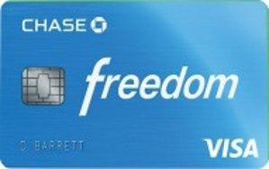 $150 Bonus Chase Freedom®