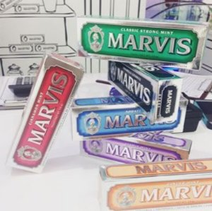 Up to 50% Off + Extra 15% Off Marvis Toothpaste @ unineed.com