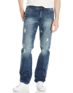 From $16.55 Calvin Klein Jeans Men's Straight Leg Jean