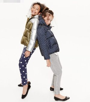 Up to Extra 50% OffKids Apparel Last Minute Gifts Sale @ J.Crew