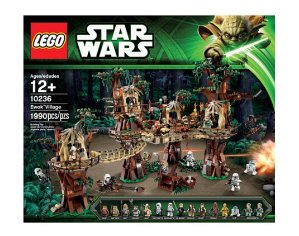 $175.19 LEGO Star Wars Ewok Village Play Set
