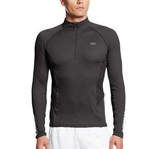 $29.24 Helly Hansen Men's Pace Half Zip Long Sleeve Top