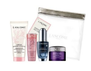 $82 ESSENTIALS ON THE GO SET @ Lancome