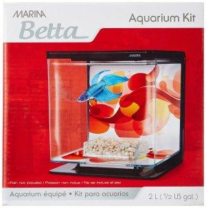 $5.49Marina Betta 小型水族箱套装