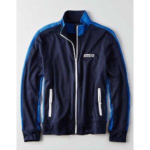 AE Active Track Jacket, Blue