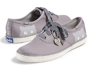 $24 Keds Women's Taylor Swift Sneaky Cat Fashion Sneaker