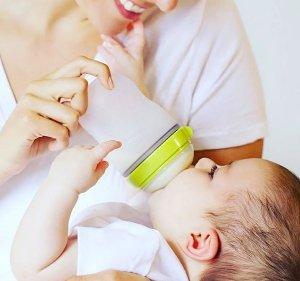 $21.59Comotomo Baby Bottle, Green, 8 Ounce, 2 Count