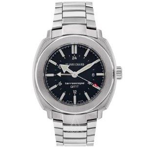 JeanRichard Men's Terrascope Watch 60520-11-601-11A