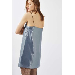 Metallic Strappy Dress - Sale - Sale & Offers - Topshop USA