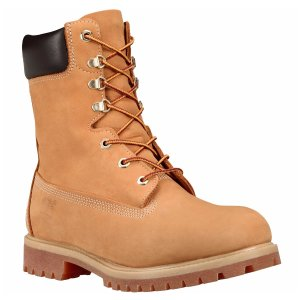 MEN'S 8-INCH PREMIUM WATERPROOF BOOTS