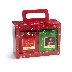 Hot Cocoa Variety Pack   GODIVA