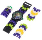 $12.5 史低价! 乐高Lego 8020271 DC Universe 儿童手表