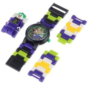 Lego Kids' 8020271 DC Universe Wonder Woman Link Watch