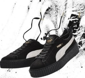 Puma x Rihanna Creeper Lace Up Sneakers @ shopbop.com