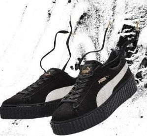 Puma x Rihanna Creeper Lace Up Sneakers @ shopbop.com