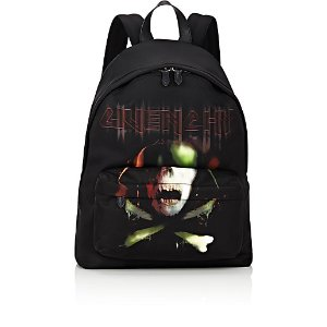 Givenchy Army Skull-Print Classic Backpack | Barneys New York