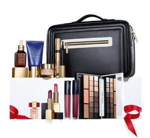 Hot Only $62 (Value Over $385) 29pcs Beauty Essentials with any Estée Lauder Purchase @ macys.com