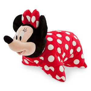 Minnie Mouse Plush Pillow | Disney Store