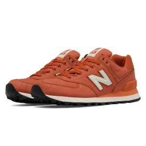 574 Waxed Canvas - Women's 574 - Classic, - New Balance - US - 2