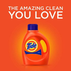 3 for $32.97+$5GC Tide Liquid Laundry Detergent 100oz Various Scents