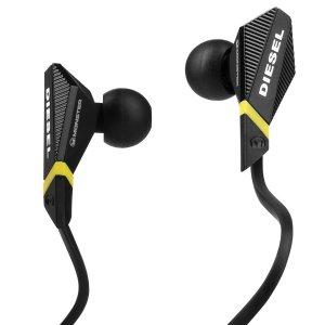 $29.95 Monster Diesel In-Ear Headphone with Control Talk (Black)