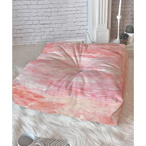 DENY Designs Rosie Brown Pink Art Deco Floor Pillow | zulily