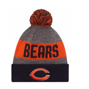 New Era NFL Sideline Sport Knit - Men's - Accessories - Chicago Bears - Multi