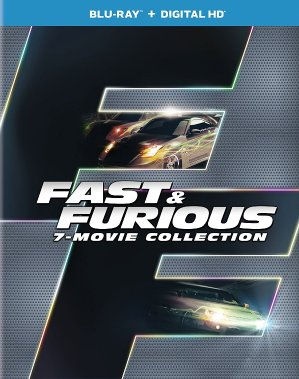Fast & Furious 7-Movie Collection (Blu-ray + DIGITAL HD)