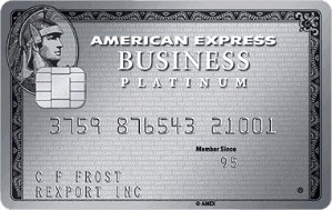 Earn up to 100,000 Membership Rewards® Points After Required Spend Terms Apply The Enhanced Business Platinum® Card from American Express OPEN