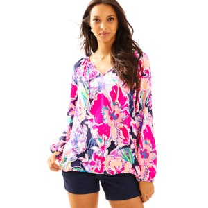 Willa Tunic Top | 23646 | Lilly Pulitzer