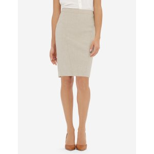 Collection Inset Pencil Skirt