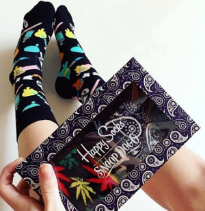 Up to 25% Off+Extra 20% Off Happy Socks Sale @ Bloomingdales