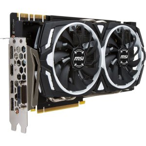 MSI GeForce GTX 1070 ARMOR 8G OC Graphics Card + Free Game