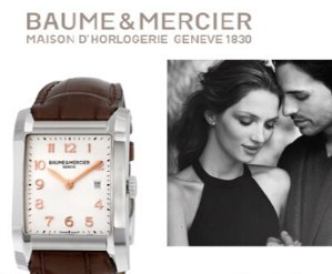 From $499+free shipping Baume and Mercier Ladies Watches