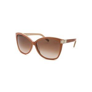 Chloe CE604S-749-59 Sunglasses,Women's Square Two-tone Brown Sunglasses, Sunglasses Chloe Women's Sunglasses