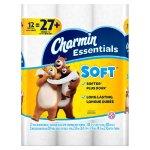 Charmin Essentials Soft Toilet Paper, 12 Giant Rolls | Jet.com