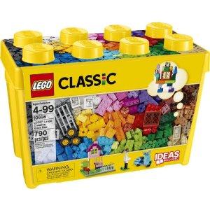 10698 LEGO Classic LEGO Large Creative Brick Box by LEGO Systems, Inc. | | 673419233606 | Item | Barnes & Noble®