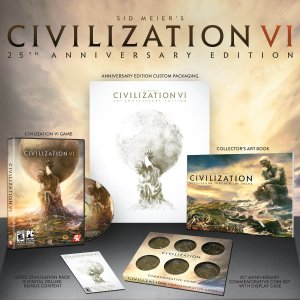 As low as $71.99Sid Meier's Civilization VI 25th Anniversary Edition - PC