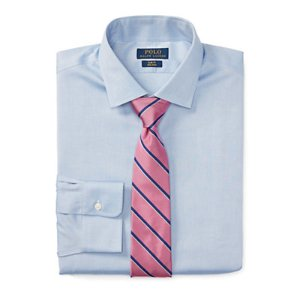 Slim-Fit Non-Iron Oxford Shirt - Sale � Men - RalphLauren.com