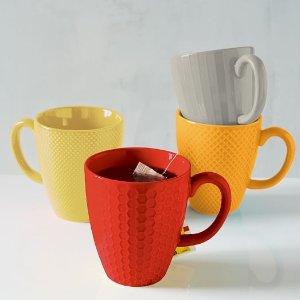 Textured Mugs | west elm