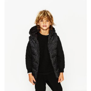 Basic gilet - SPECIAL PRICES-BOY | 4-14 years-KIDS | ZARA United States