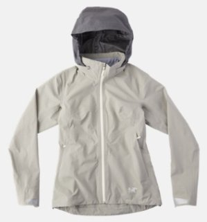 Arc'teryx A2B Commuter Women's Hardshell Bike Jacket @ REI.com