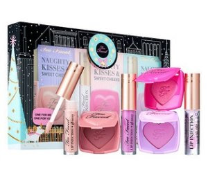 $36 Too Faced Naughty Kisses & Sweet Cheeks Set ($66.00 value)