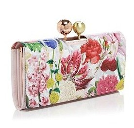 Up to 30% Off + Extra 20% Off Ted Baker Women Wallets on Sale @ Bloomingdales