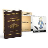 Fallout 4 Vault Dweller's Survival Guide Collector's Edition Official Strategy Guide