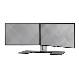 $152.99 Dell UltraSharp 24 Dual Monitor Bundle - U2412M with MDS14