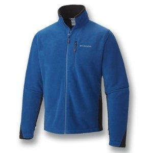 Columbia Forest Peak Fleece Jacket - Men's