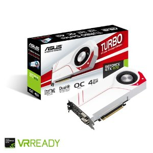 ASUS GeForce GTX 970 TURBO-GTX970-OC-4GD5 4GB