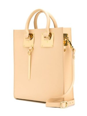 Sophie Hulme Albion Mini North-South Tote Bag @ Neiman Marcus